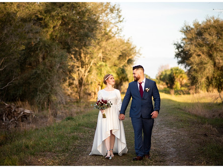 A Romantic Florida Wedding  | Florida Wedding Photographer | Chris & Katie