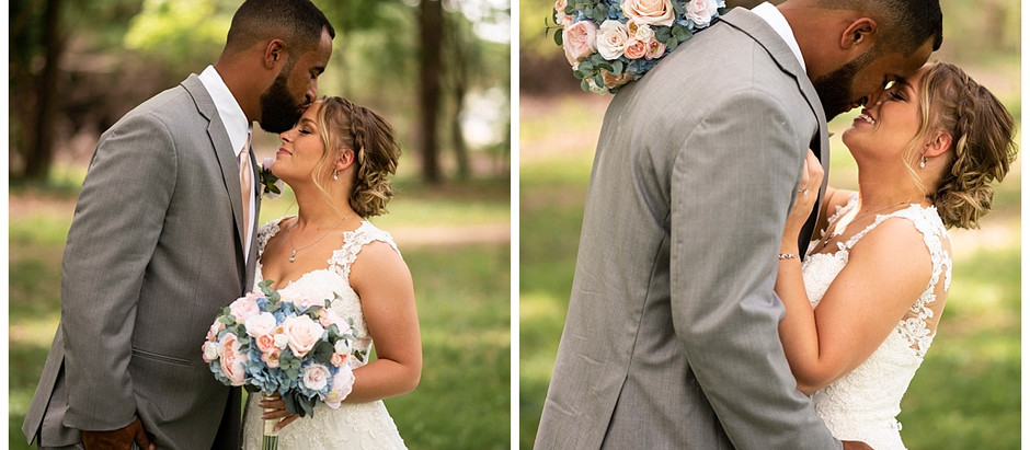 Designer Wedding | Ivory Foundry | Anthony & Courtney