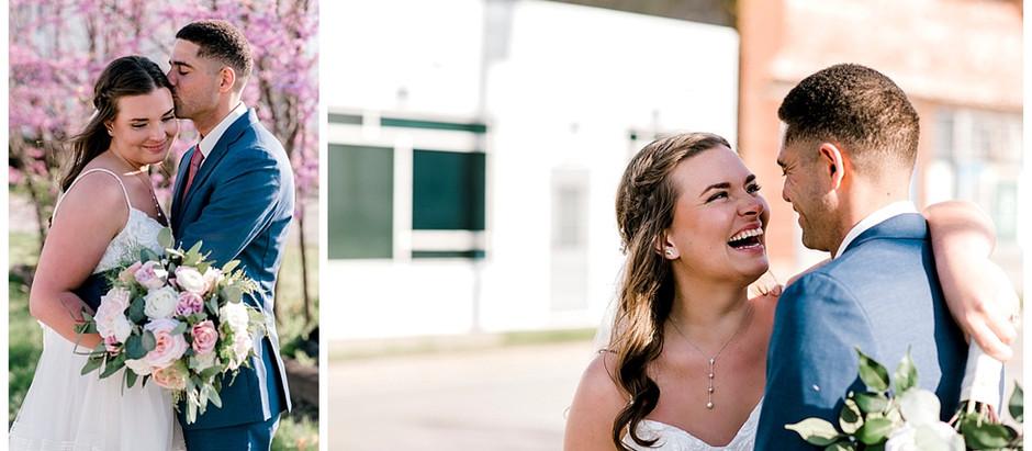 Designer Wedding | Ivory Foundry | Keegan & Maggie