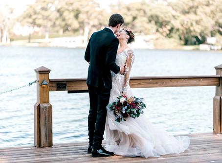 A Winter Theme Styled Shoot | Florida Wedding Photographer | Capen House