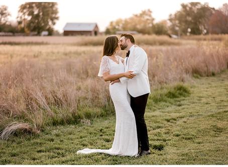 A Vintage Romance Wedding  | Indiana Wedding Photographer | Jack & Lorelei
