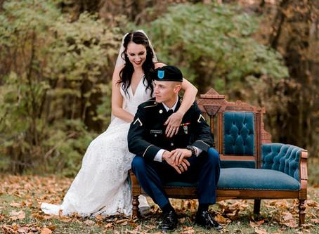 The Quaint Home Wedding  | Indianapolis Wedding Photographer | Sam & Riley