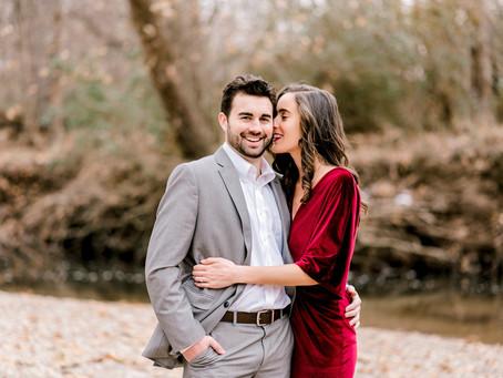A rural engagement Session | Indianapolis Wedding Photographer | Jack & Lorelei