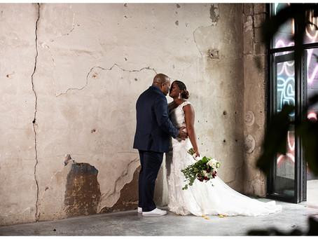 Designer Wedding   Ivory Foundry   Brent & Eboni