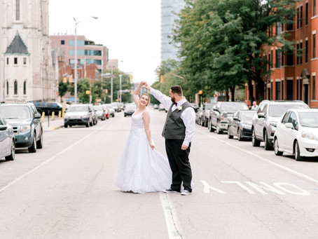 A Rathskeller Wedding | Indianapolis Wedding Photographer | Xavier & Alex