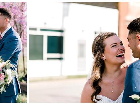 A Downtown Indianapolis Wedding  | Indiana Wedding Photographer | Keegan & Maggie