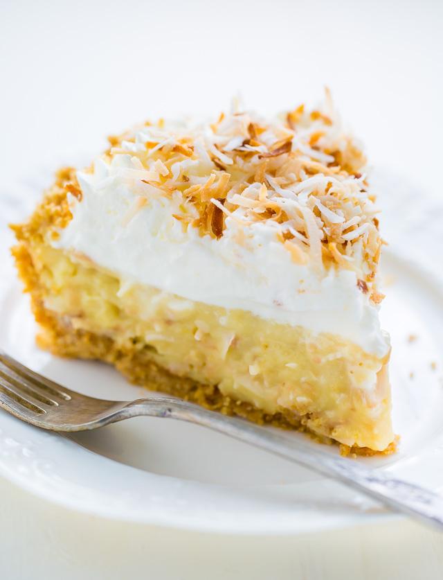 Coconaut Dessert