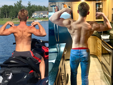 How I Went From SKINNY FAT to SHREDDED