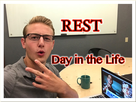 REST is BEST- You don't need to work out every day.