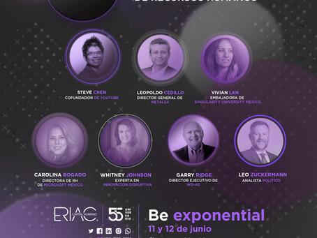 ¡Sí! Somos patrocinadores de Foro Mundial ERIAC 2020.