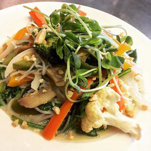 Thai Vegetable Noodle