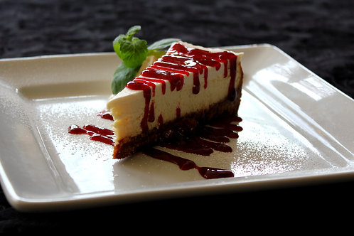 Chef René's Cheesecake