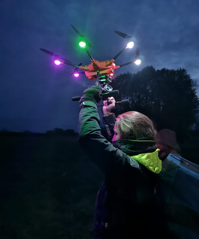 Drohnenhelfer 1