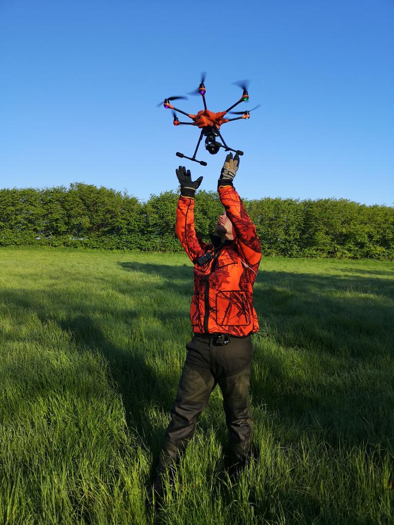 Drohnenhelfer