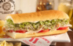 Jimmy John's Turkey Sub