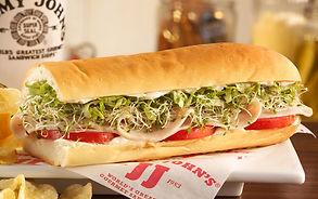 Jimmy John's Turkey Sub