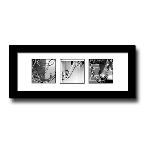 3-Letters (framed)