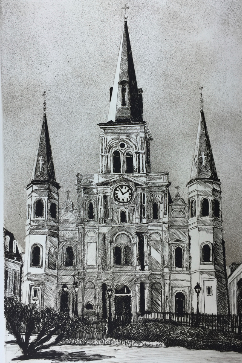 St. Louis Cathedral (2015)