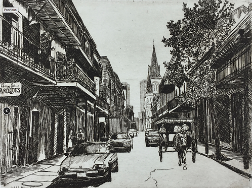Chartres Street