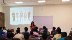 Workshop on Body Language