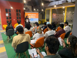 Style &Etiquette Workshop at GoHive