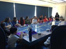 Etiquette workshop in Jodhpur