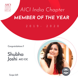 Awarded Member of the year 2019-2020