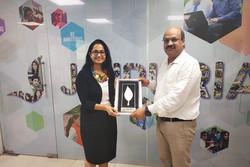 Awarded by Jaipuria Instt. of Mngmt