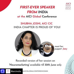 First -ever Speaker from India