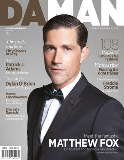 Matthew Fox Cover