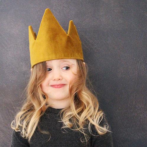 Antique Gold Crown