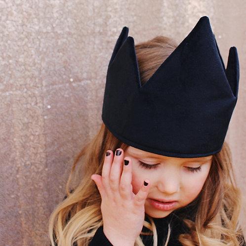 Black Velvet Crown