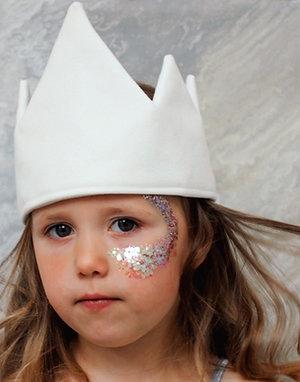 Ice White Crown