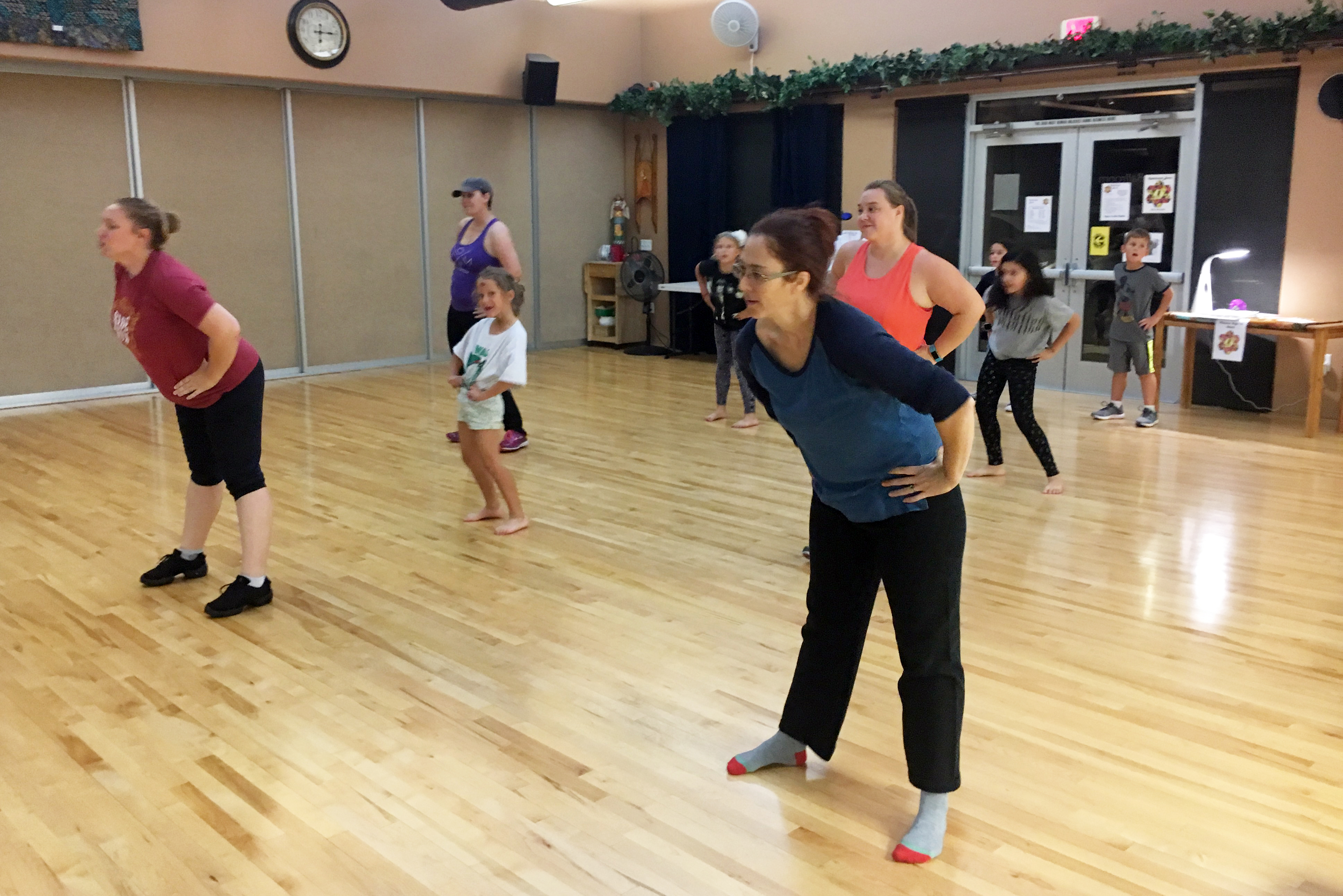 Fit for Broadway - Dance Exercise