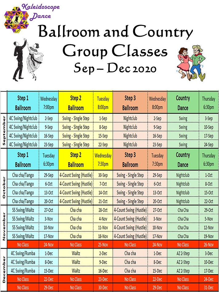 Ballroom and Country Group Schedule.JPG