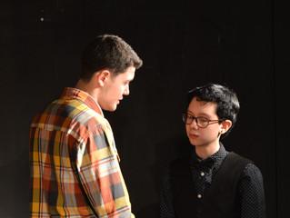 Interview mit Christian (Darsteller von Cassio in Othello)