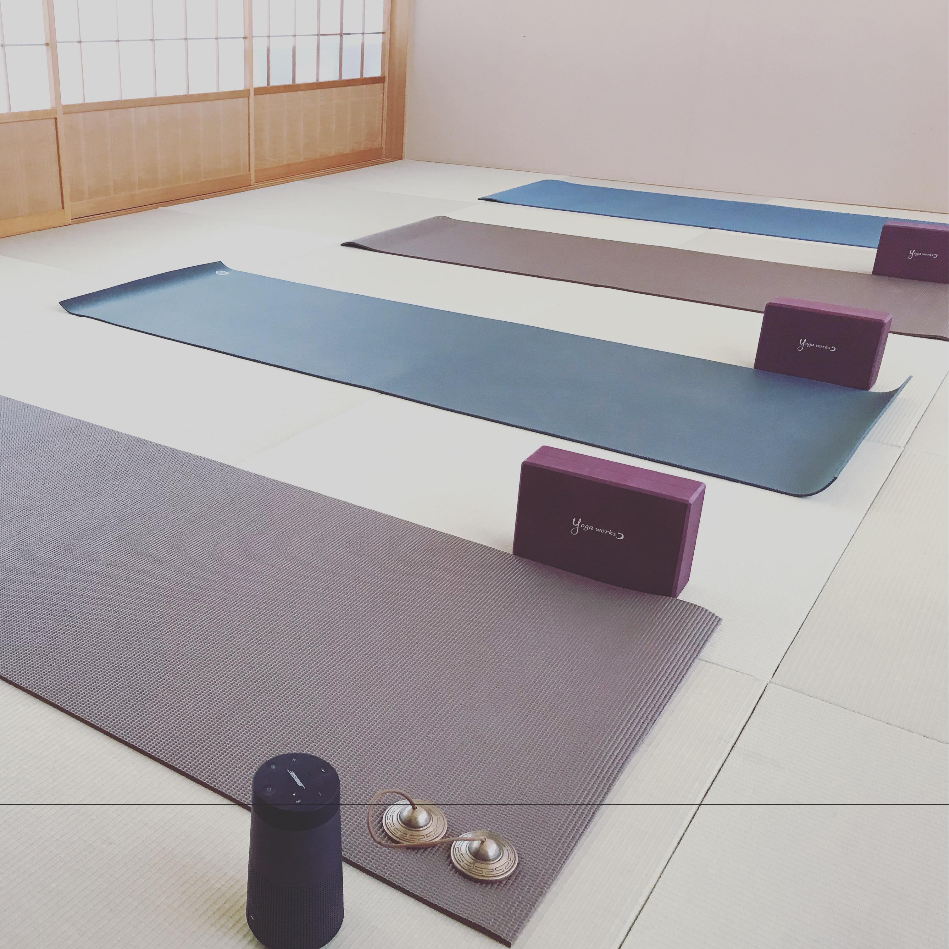 Daily Yoga Kitchen 押上クラスの画像