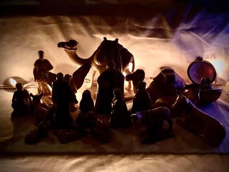 My Nativity Story: Neil Allen (Webmaster)