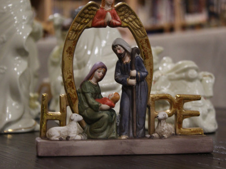 Hope Found in the Nativity