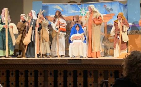 Los Pastores - (The Shepherds)