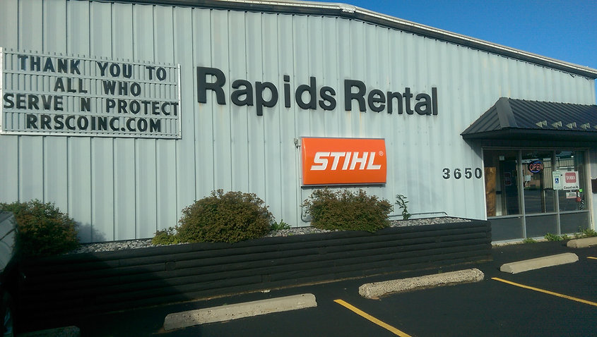 Stihl, Toro, Rental, Service, Sales, Parts, Rentals in Wisconsin Rapids