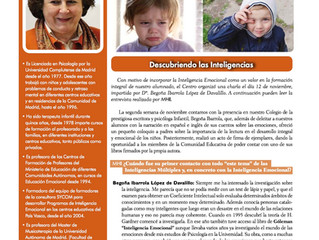 Revista Magazine Hispano Inglés.