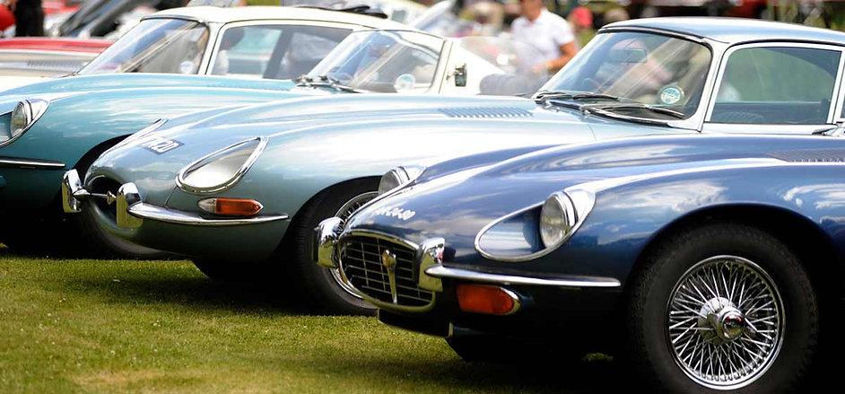 Jaguar car event details