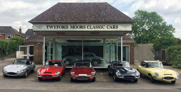 Twyford Moors Classic Cars