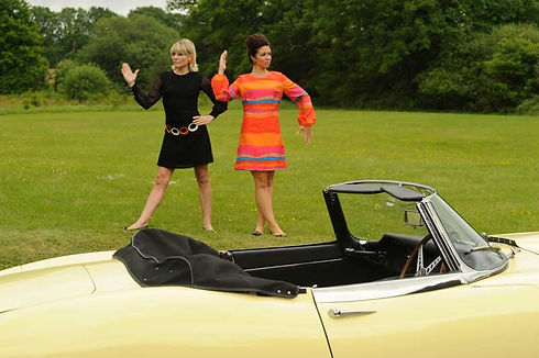 60s style and fashion