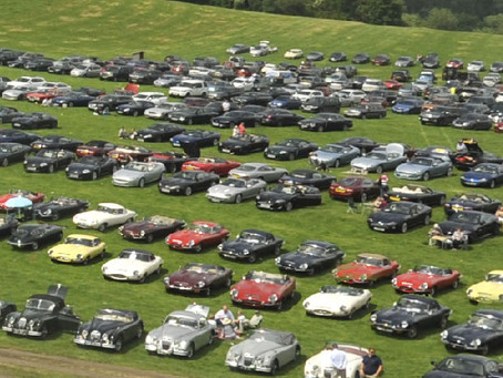 Shelsley Walsh: Our venue for E-type 60