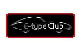 Jaguar E-type Club logo