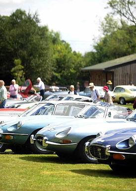 Classic Jaguar meet
