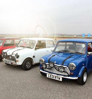 1960's Mini cars