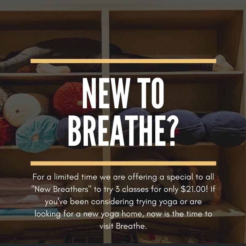 New Breathers